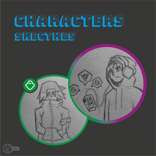 Sketches | Characters
