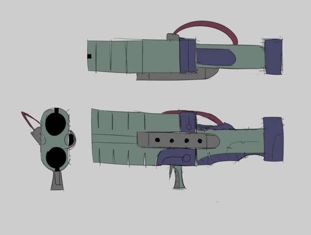 rocket gun 1