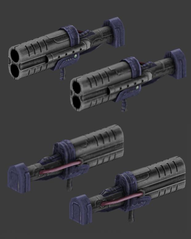 rocket gun 2