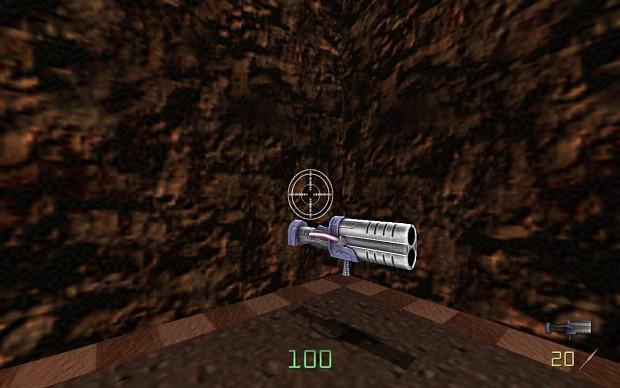 Rocket Gun 3