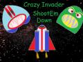 Crazy Invader ShootEm Down