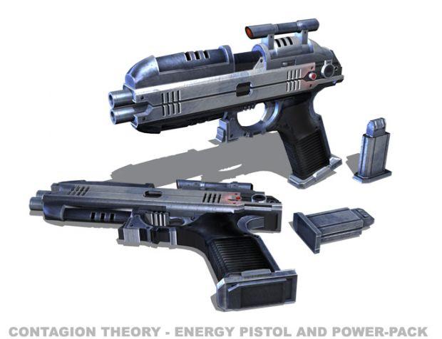 CT Pistol Model