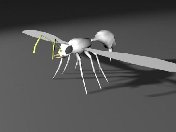 Lethal Wasp model