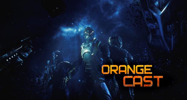 Orange Cast - Poster #2