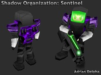 Shadow Organization; Sentinel