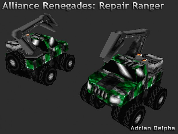 Repair Ranger Design