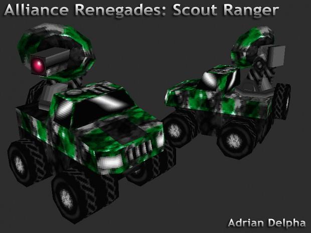 Scout Ranger Design