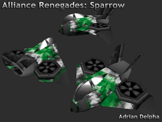 Sparrow Jet