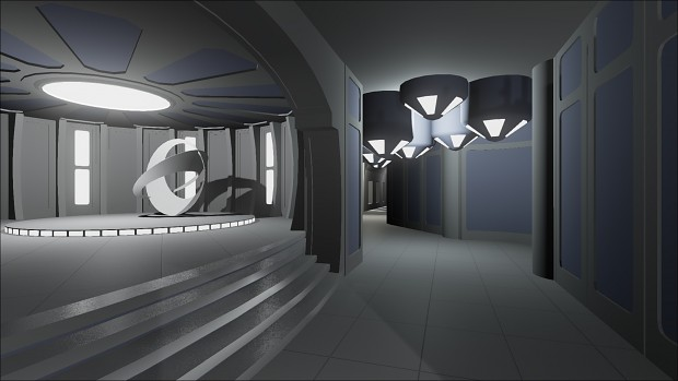 Cloud City - elevator area 2