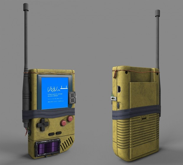 Radiolocator (rendered)