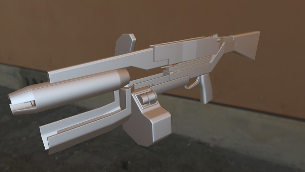 Overwatch Standard Issue Pulse Rifle (Week 1)