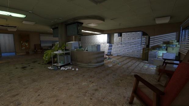 hospital area DEV