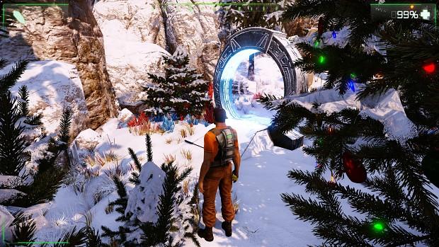 Winter update (Ultra HD 4K)