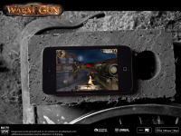 Warm Gun - First Impressions - iOS Screens