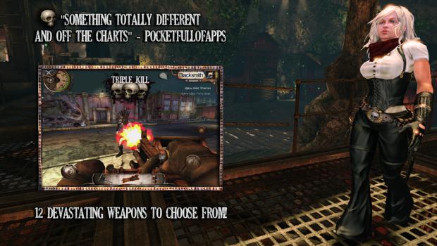 Warm Gun 1.8 Promo Screen