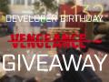 Vengeance Developer Birthday Giveaway