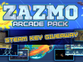 Zazmo Arcade Pack 5 games in 1, Keys for YOU!