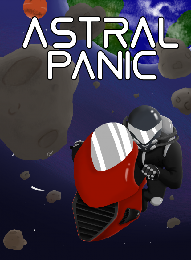 Astral Panic giveaway