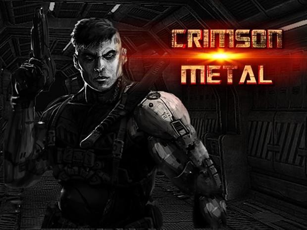 CRIMSON METAL