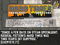 Hard Times Giveaway!