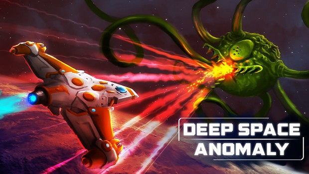 DEEP SPACE ANOMALY