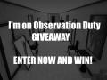 I'm on Observation Duty (Indie horror game) - LOTS OF KEYS!