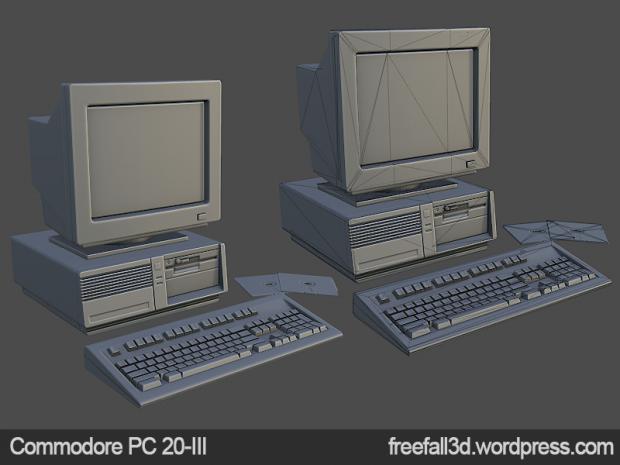 Commodore PC