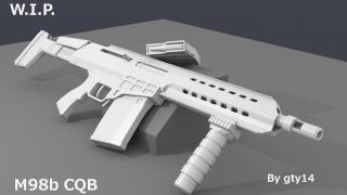 M98b CQB WIP
