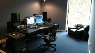 Craig Connor's studio at Rockstar North