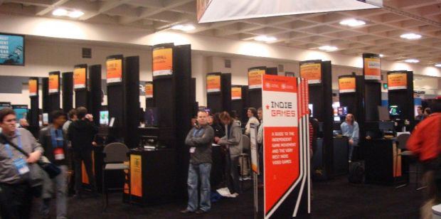Indie Games Booth