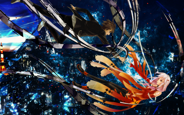 guilty crown image - anime fans of moddb