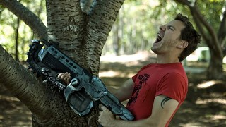 Cliffyb with Gears gun