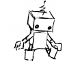 Simple Minded Robot
