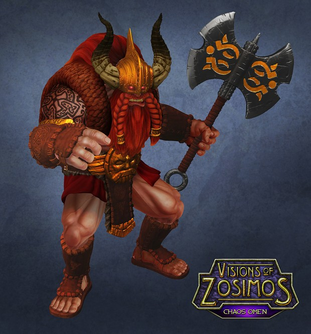 Visions of Zosimos Promotional Images