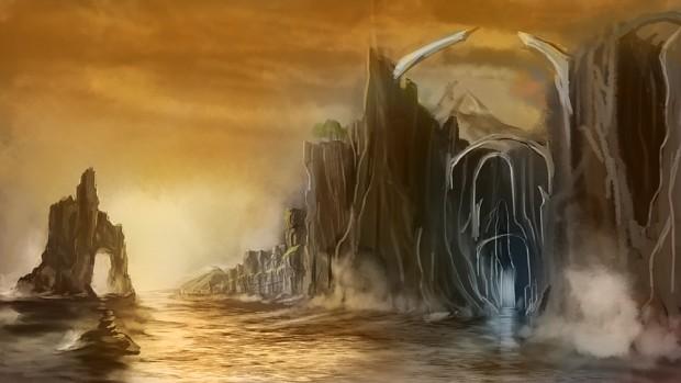 Island Intro Concept