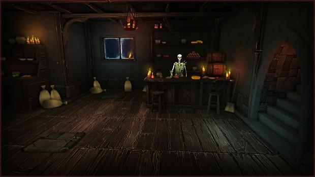 Tavern Games Office