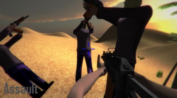 Assault Multiplayer Screenshots