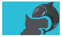 Sharkbomb Studios Logo