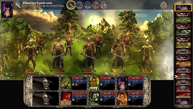 Lords of Xulima Screenshot