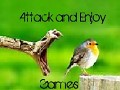 Attack and Enjoy Games