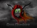 Grey Cheshire