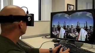 Oculus VR - Unreal Integration Teaser