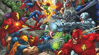 Marvel & DC - Fan Club