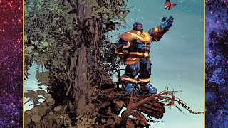 Thanos likes nature after all