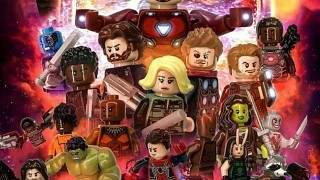 Lego Avengers Infinity War