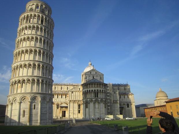 Campo dei Miracoli - Pisa