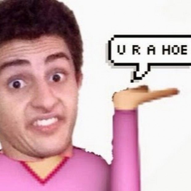 when u kick a llama in the face