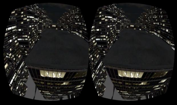 Roof Runner VR
