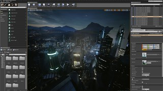 UE4 Interface