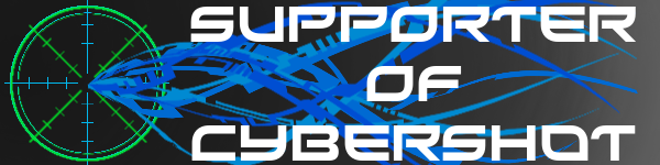 Official Supporter of CyberShot Signature